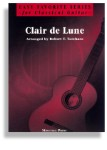 Clair de Lune for Easy Classical Guitar