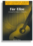 Fur Elise for Easy Classical Guitar