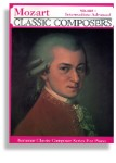 Mozart * Intermediate to Advanced Piano Solos * Book 1