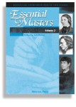 Essential Piano Masters Volume 2 with CD