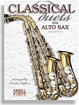 Classical Duets For Alto Sax with CD
