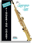 BASIC FINGERING CHART FOR SOPRANO SAX