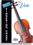 BASIC FINGERING CHART FOR VIOLA