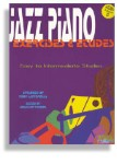 Jazz Piano Exercises & Etudes with CD