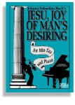 Jesu, Joy of Man's Desiring For Alto Sax and Piano