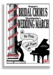 Bridal Chorus & Wedding March 2 in 1 Flute and Piano