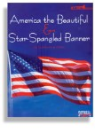 Star Spangled Banner & America the Beautiful for Trombone and Piano