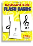 Keyboard Kids Flashcards Volume 1