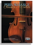Popular Performance Classics For Violin * with CD