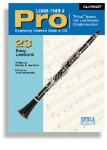 Learn From A Pro Series For Clarinet (Book and CD)