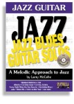 Jazz Blues Guitar Solos with CD