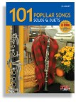 101 Popular Songs for Clarinet with 3 CDs