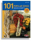 101 Popular Songs * Solos & Duets For Alto Sax