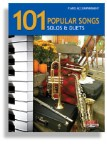 101 Popular Songs * Piano Accompaniment for Brass & Reeds