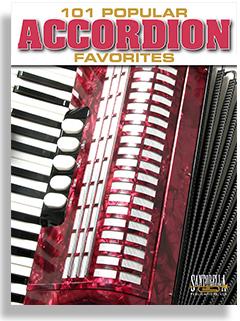101 Popular Accordion Favorites