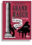 Grand March from Aida For Alto Sax & Piano