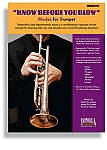 KNOW BEFORE YOU BLOW –  Jazz Modes for Trumpet