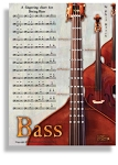 Instrumental Fingering Poster for Bass