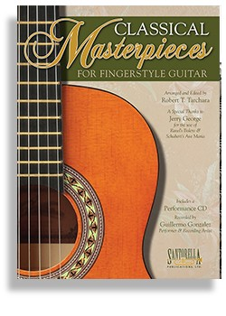 Classical Masterpiece Edition for Guitar with CD