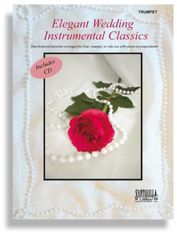 Elegant Wedding Classics For Trumpet with CD