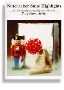 Nutcracker Suite For Easy Piano