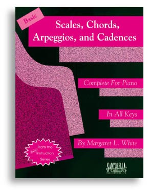 Basic Scales, Chords, Arpeggios, and Cadences