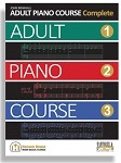 Adult Piano Course Complete with CD - John Brimhall