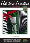 Christmas Favorites for Accordion with CD