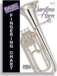 BASIC FINGERING CHART FOR BARITONE HORN