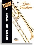 BASIC FINGERING CHART FOR BASS TROMBONE