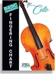 BASIC FINGERING CHART FOR CELLO