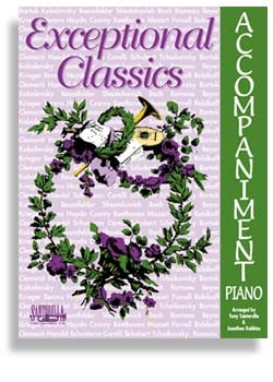 Piano Accompaniment For Exceptional Classics