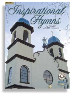 Inspirational Hymns For Trumpet with CD