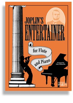 Joplin's Entertainer For Flute and Piano