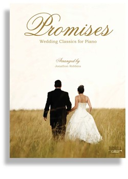 Promises Wedding Classics For Piano with CD