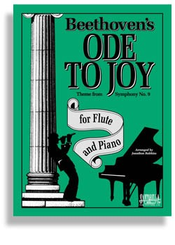 Ode To Joy For Flute & Piano