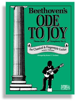 Ode To Joy For Classical Guitar