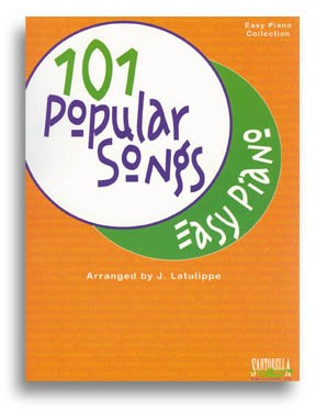 101 Popular Songs For Easy Piano & Vocal