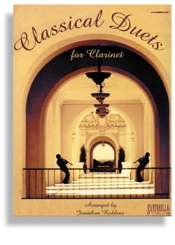 Classical Duets For Clarinet with CD
