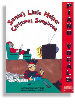Santa's Little Helper - For Horns - Piano/Vocal Accomp with CD