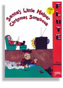 Santa's Helper for Flute with CD