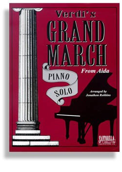 Grand March from Aida Piano Solo