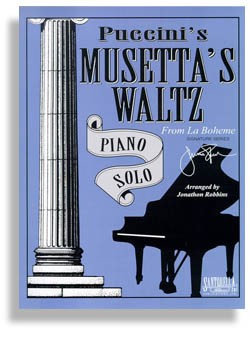 Musetta's Waltz for Piano