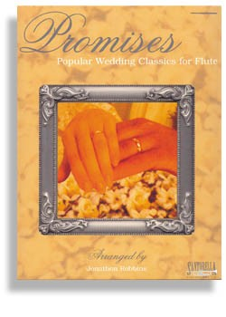 Promises Wedding Classics For Flute with CD