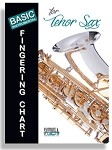 Basic Fingering Chart for Tenor Saxophone