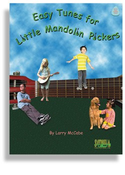 Easy Songs For Little Mandolin Pickers