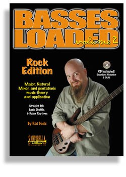 "Basses Loaded Volume 2 - ""Rock Edition"""