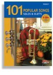 101 Popular Songs for Trumpet with 3 CDs