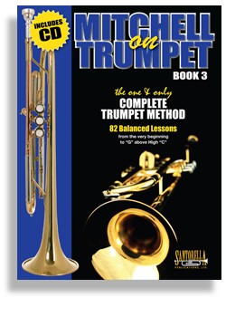 Mitchell on Trumpet - Book 3 with CD