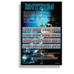 Rhythm - Poster From Phil Black